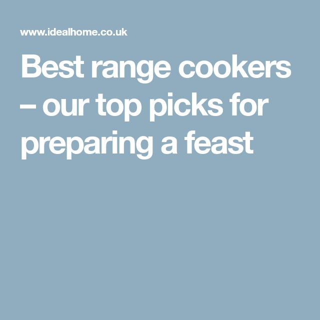 Our Top Picks For Preparing A Feast: Stoves Range Cooker, Range Cooker Kitchen And Kitchen