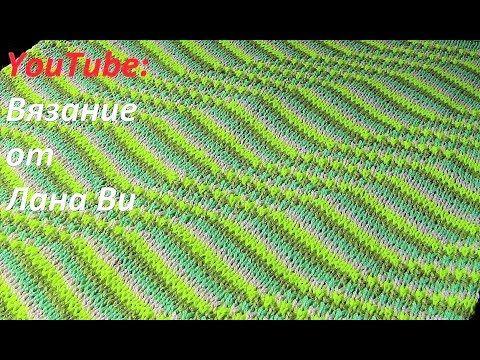 Вязание спицами: как вязать топ/кофточку - 3 МК. Летние топы/кофточки спицами. Уроки вязания на видео