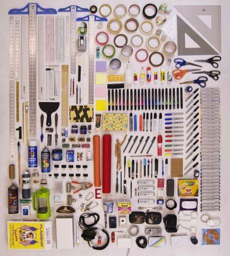 Things Organized Neatly ^_^