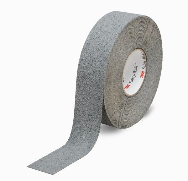 3M™ Safety-Walk™ Tapes 370, Gray, 1inx60ft (18 Meter) Roll - Jual anti slip tape harga murah.  Features a resilient, non-mineral, slip-resistant material. Soft surface is suitable for bare feet. For locker rooms and recreational/athletic equipment, boats and docks, interior stairwells, entryways and lobbies. http://tigaem.com/tape-anti-slip/1554-3m-safety-walk-tapes-370-gray-1inx60ft-18-meter-roll-jual-anti-slip-tape-harga-murah.html  #safetywalk #antislip #3M