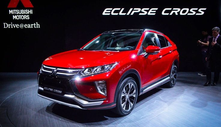 """Mitsubishi brings the """"Eclipse"""" name out of retirement for its latest crossover"""