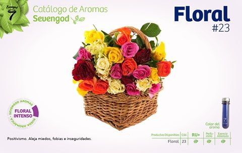https://flic.kr/p/JpyR23 | Aroma Floral 01 SEVENGOD TIGRE TIENDA DE AROMAS Local 17- Galería Frutos Center Tel.: 4731 0559 Puerto de Frutos - TIGRE Cel.: 011 15 5135 4072 facebook.com/Sevengod-Tigre-Tienda-de-Aromas