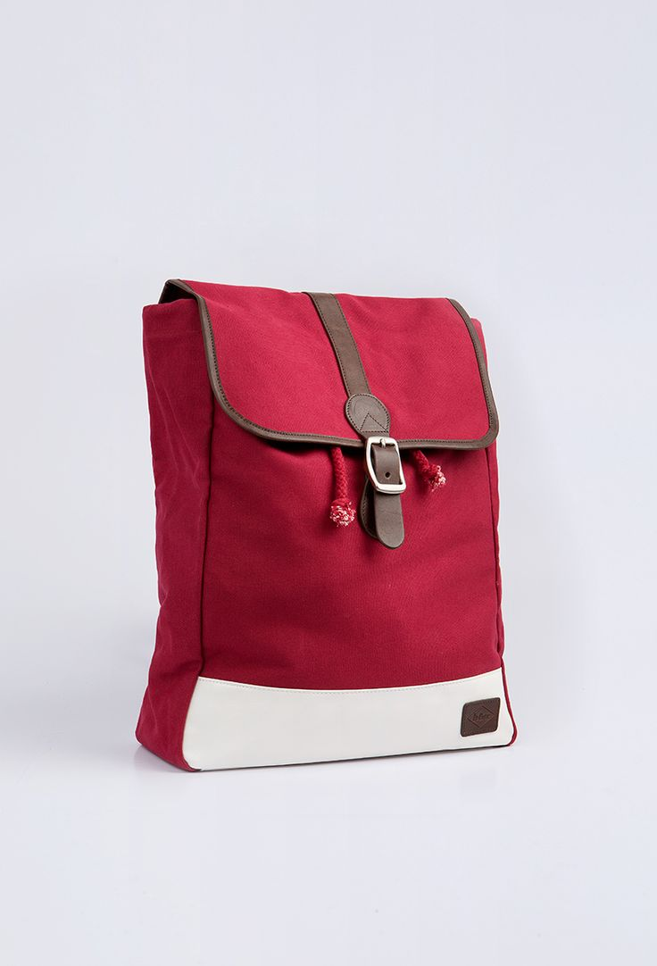Lee Cooper bag Bedfordshire red Unisex