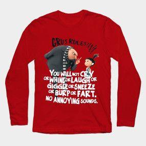 Gru rules - Gru Rules - T-Shirt   TeePublic