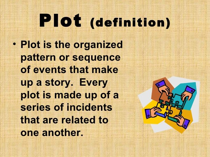 Plot Definition Plot Is The Organized Pattern Or Sequence Of