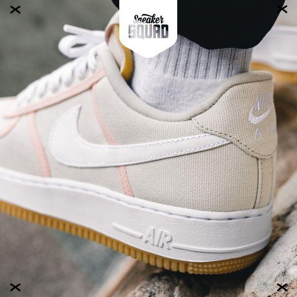 Nike Air Force 1 '07 PRM (beige pink) CI9349 200 Nike