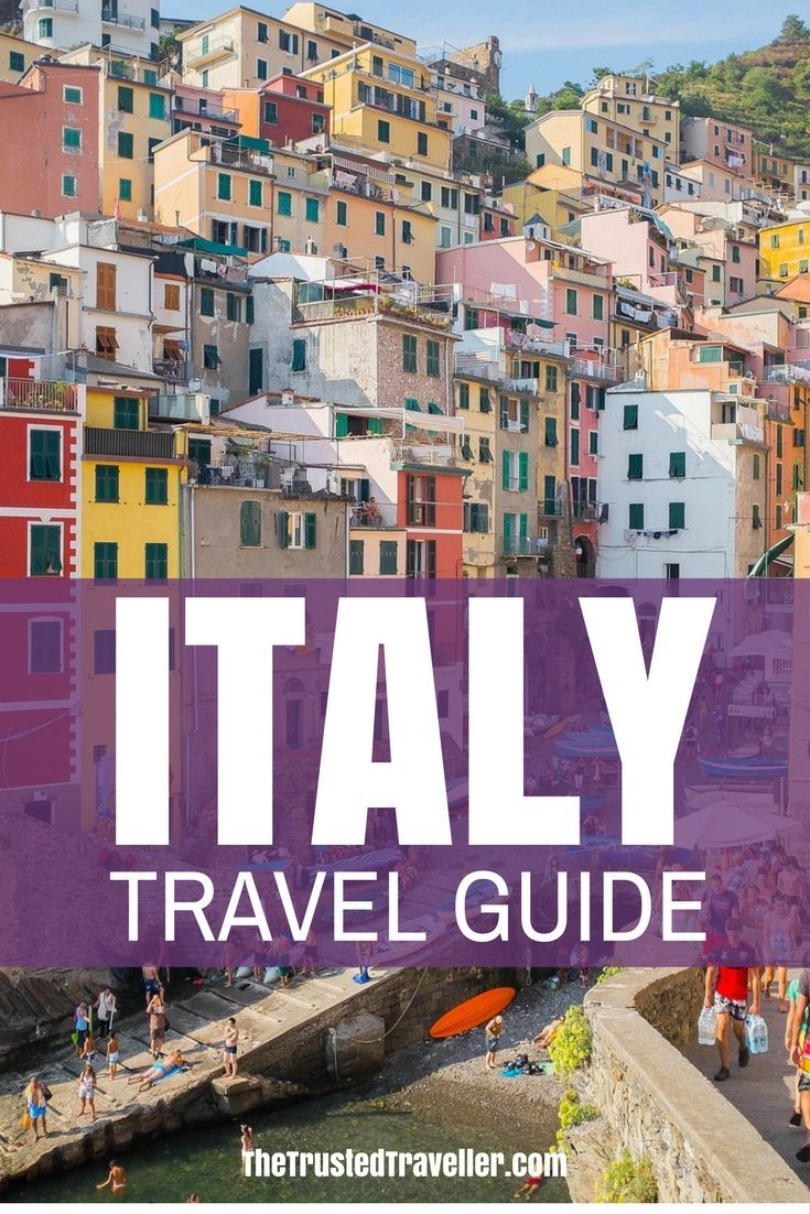 Cinque Terre - Italy Travel Guide - The Trusted Traveller