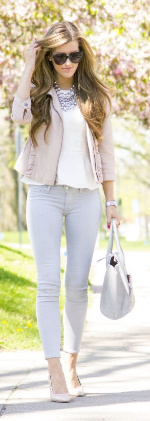 Pastel Tones Streetstyle by Chic Street Style