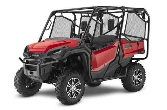New 2016 Honda Pioneer 1000-5 Deluxe ATVs For Sale in Ohio. 2016 HONDA Pioneer 1000-5 Deluxe, * Sale price shown includes dealer discounts and is subject to change. Sale price excludes destination charges, optional accessories, applicable taxes, installation, setup and/or other dealer fees.
