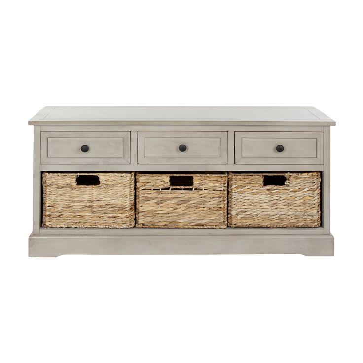 Shop Safavieh  AMH5701 Damien Storage Unit at Lowe's Canada. Find our selection of benches at the lowest price guaranteed with price match + 10% off.