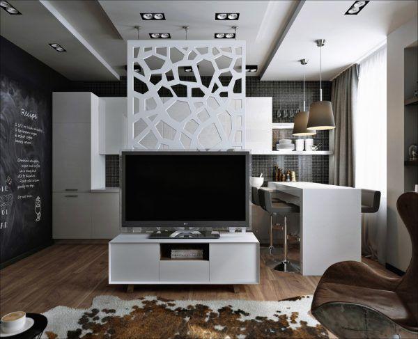 3 piccoli appartamenti che i sistemi di roccia comune del colore [Con Programmi di pavimento]