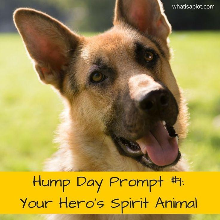 Hump Day Prompt #1: Your Hero's Spirit Animal