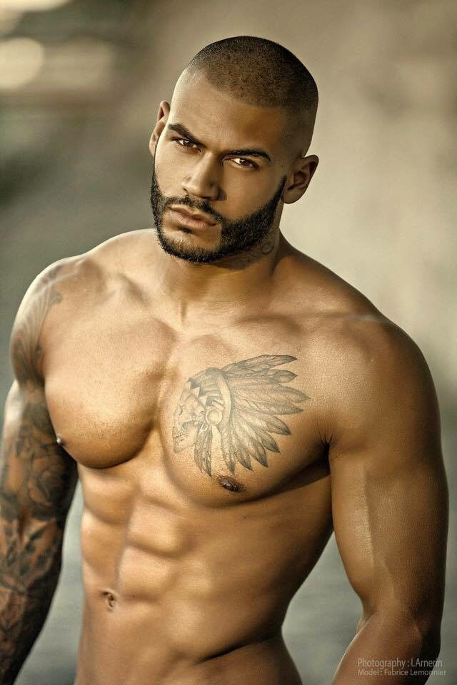 sexy african american men