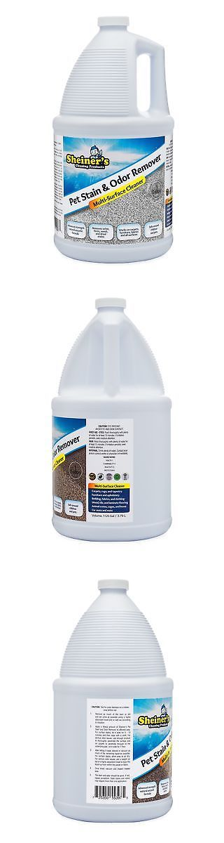 Odor and Stain Removal 134755: Sheiner S Carpet Stain Cleaner And Odor Remover Effective Enzyme Cleaning For... -> BUY IT NOW ONLY: $34.95 on eBay!