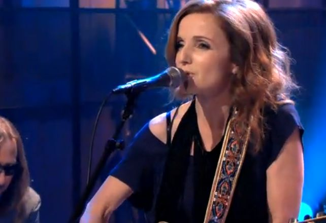 Patty Griffin:  Live on Leno