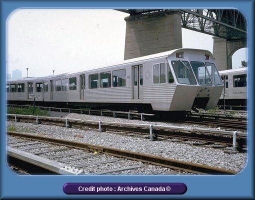 expo 67 | Les Transports de l'Expo 67 : L'Expo Express