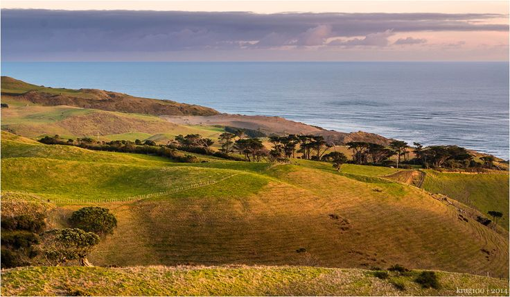 Sunset at Manukau Heads, Auckland, New Zealand by Dmitri Ogleznev on 500px