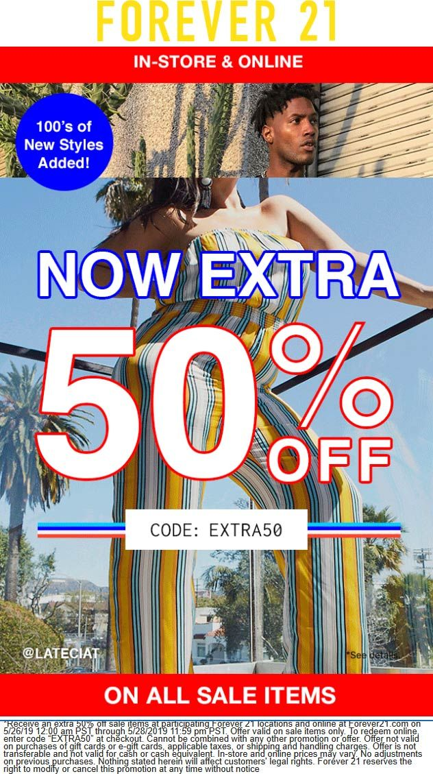 Forever 21 Coupons Shopping Deals Forever 21 Coupon Shopping Coupons Coupon Apps