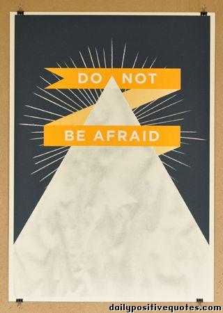do not be afraid hymn church