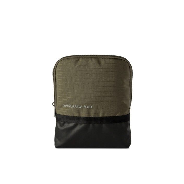 MANDARINA DUCK Tracolla Uomo REBEL FRM02 Military Olive