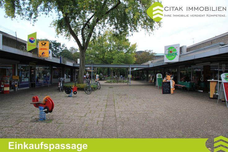 Köln-Heimersdorf-Einkaufspassage