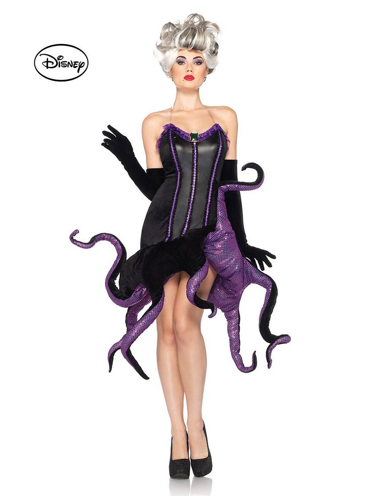 The Little Mermaid Ursula Costume | Cheap Disney Costumes for Adults