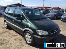 Opel Zafira 2.2DTI 6+1, 2002г. - Обява Продава Автомобил