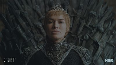 New party member! Tags: game of thrones hbo got cersei lannister lena headey