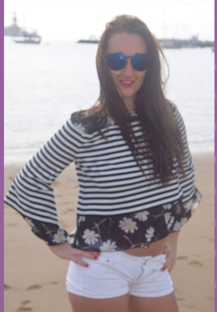 Huele a #mar #verano #vacaciones #look ideales #shirt #dennyrose # calleconstantino