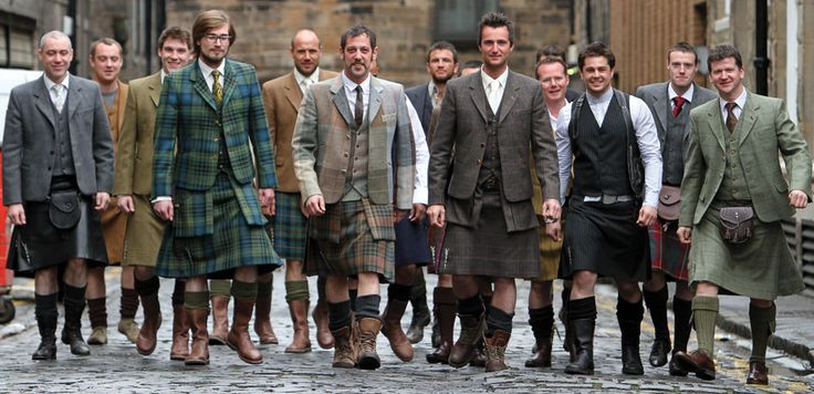 """""""Consider The Kilt"""", a commentary by costume designer Terry Dresbach (from premium TV series """"Outlander"""")."""