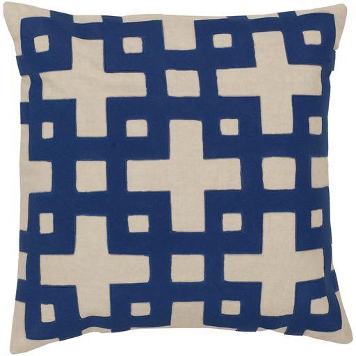 Glenhurst Toss Pillow COBALT