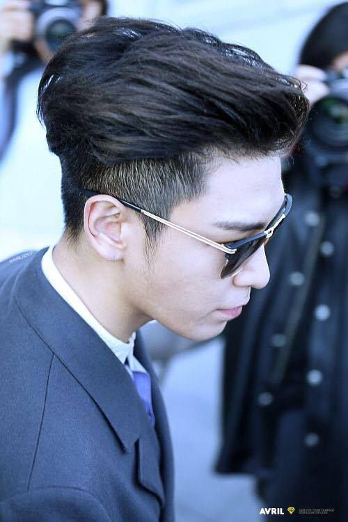 Top Pic Big Bang Bigbang Daesung Kpop Fashion Tops Boy Hairstyles Undercut Perfect