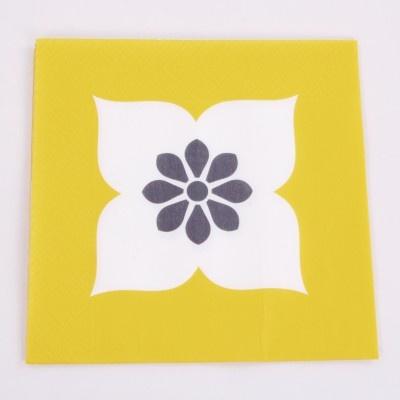 Napkin-design for Kremmerhuset