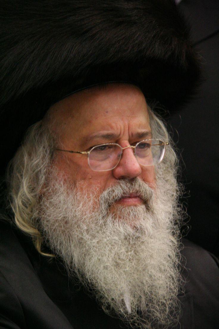 Munktach Rebbe - Rabbi Moshe Leib Rabibowitz