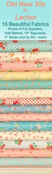 Old New 30s Fabric by Quilters Cloth