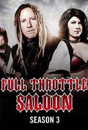 Watch Full Throttle Saloon Season 2 Online Free. Reality show about Full Throttle Saloon, the worlds largest biker bar, open once a year for 10 days during Sturgis motorcycle rally in South Dakota. Watch how Mike Ballard manages the ...