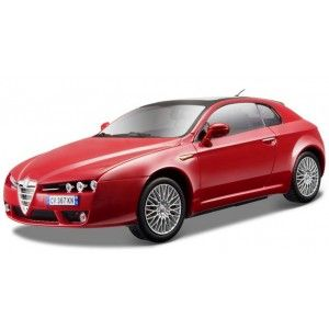 Now available to order !! Alfa Brera - Red