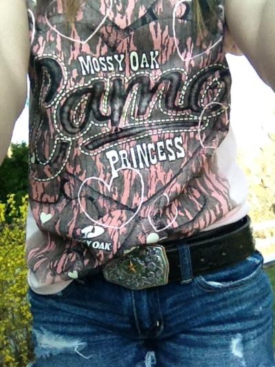 Mossy Oak Camo Princess <3