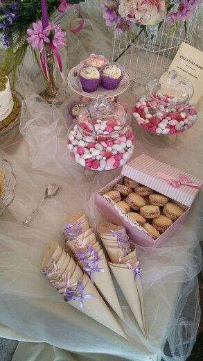 Sweet table dettagli