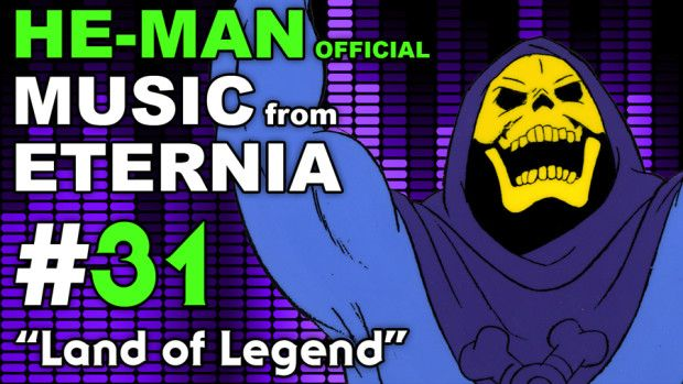 Music from Eternia – Land of Legend