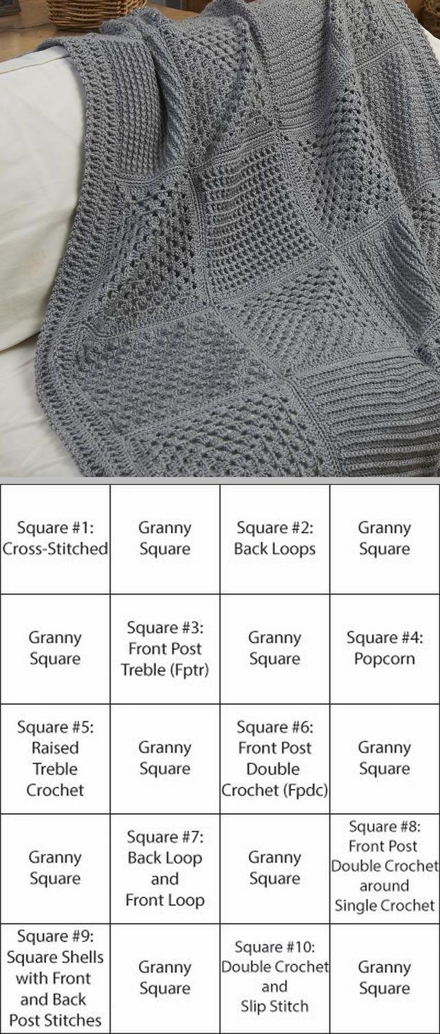 Mejores 162 imágenes de Crocheting Ideas en Pinterest | Patrones de ...