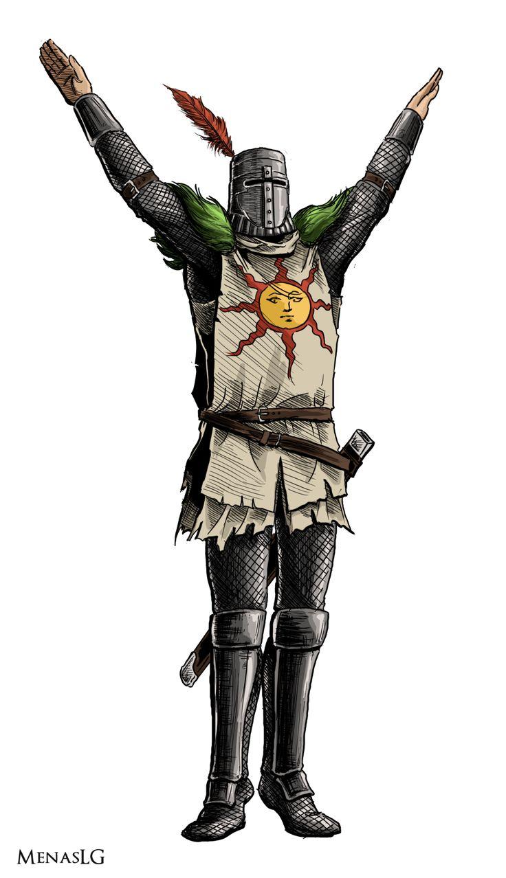 Dark Souls Solaire Dark Souls Dark Souls Solaire Dark Souls Art