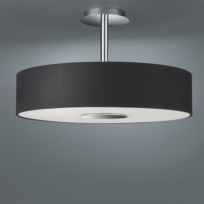 philips 374813048 3 light roomstylers semi flush ceiling. Black Bedroom Furniture Sets. Home Design Ideas