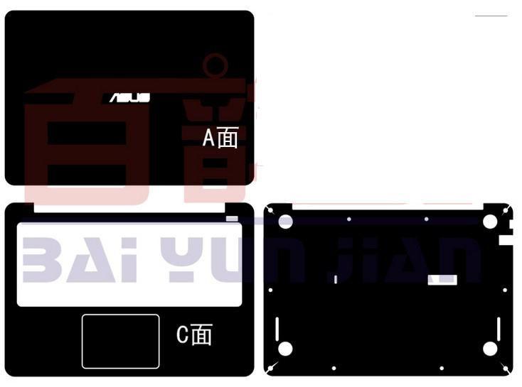 [Visit to Buy] Carbon fiber Vinyl Skin Sticker Cover guard For ASUS K401 K401LB K401UB K401UQ 14-inch #Advertisement