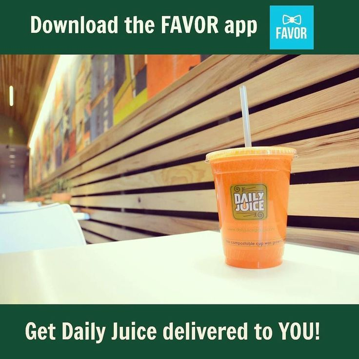 Just can't leave the office today? Order a delicious healthy lunch delivered right to your door! Download the #Favor app - use code DAILYJ for $5.00 off (First time users) #atxlife #healthyliving #healthmatters @favor #austin360 #weareaustin #atxfit #lunch #delicious #austintx by dailyjuicecafe