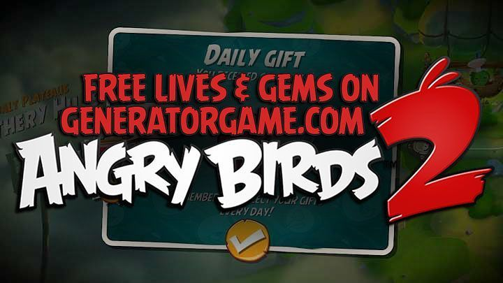 [NEW] ANGRY BIRDS 2 HACK ONLINE 2016 WORKING: www.online.generatorgame.com  Add Free up to 999999 amount of Lives and Gems: www.online.generatorgame.com  No more Lies Guys! This Method 100% Works: www.online.generatorgame.com  Please SHARE this real hack online guys: www.online.generatorgame.com  HOW TO USE:  1. Go to >>> www.online.generatorgame.com and choose Angry Birds 2 image (you will be redirect to Angry Birds 2 Generator site)  2. Input your Angry Birds 2 Username/ID or Email Address…