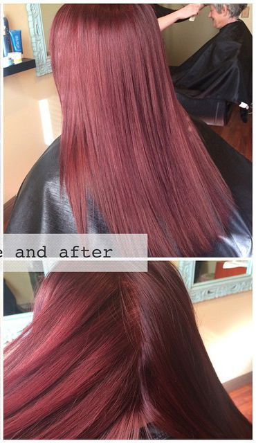 Haircolor + Golden Karamel Highlights
