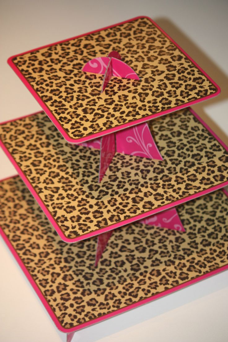 Leopard Print Party Decorations 17 Best Images About Cheetah Leopard Party On Pinterest Baby