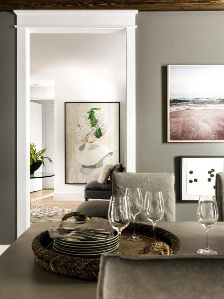 39 best show houses images on pinterest beach houses for Formal dining room wall art