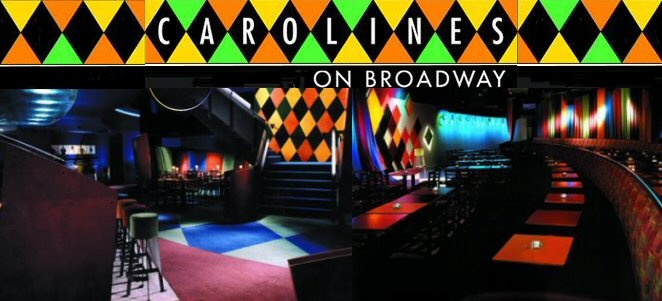 Caroline's on Broadway, New York City - NYC Comedy Club Admissions & Vouchers